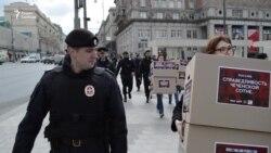 В Москве задержаны 5 активистов