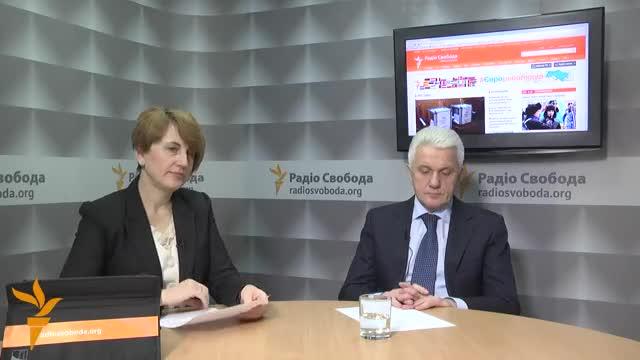 Уряд має піти у відставку, це розв'яже конфлікт – Володимир Литвин