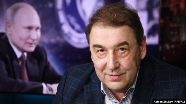 Андрей Нечаев, глава партии  Гражданская инициатива
