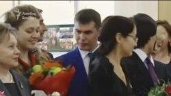 Уфада яшьләргә дәүләт бүләкләре тапшырылды