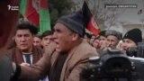 Owgan türkmenleri protest geçirýärler