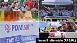Moldova - alegeri anticipate generic 1 campanie lansarea 6 iunie 2021