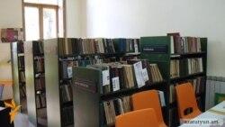 Գյումրիի մարզային գրադարանի ֆոնդը փրկված է նորակառույց շենքի հաշվին