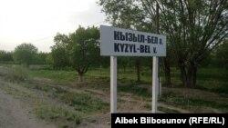 Баткен району, Кызы-Бел айылы.