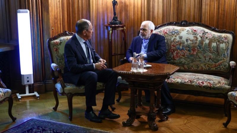 В Москве проходят переговоры глав МИД России и Ирана