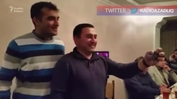 Rəsul Cəfərov azadlıqda!