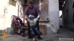 Աղքատ ընտանիքը 3-ամյա փոքրիկին վիրահատելու գումար չունի