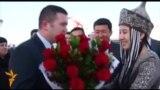 Чех парламентинин өкүлдөрү Бишкекте