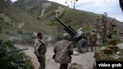 اذربایجان او ارمنستان د اوربند مودې په اړه څه نهدي ویلي.