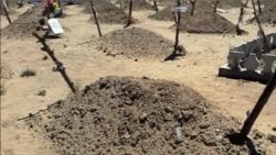 Türkmenistanda tussag edilen studentiň kakasynyň mazaryna mazar daşyny oturtmak gadagan edildi