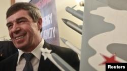 Директорот на државниот руски извозник на оружје Рособоронекспорт Анатолиј Исаикин.