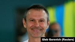 У березні Святослав Вакарчук залишив посаду голови партії «Голос»