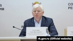 Олег Казурин, архивное фото