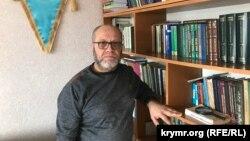 Крымский правозащитник, активист крымскотатарского национального движения Абдурешит Джеппаров