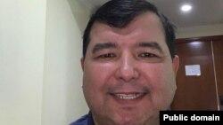 Лидер узбекистанского оппозиционного движения «Бирдамлик» Баходир Хон Туркистон.