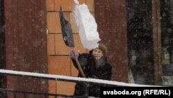 Красавіцкая завіруха ў Менску