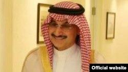 Саудовский принц Альвалид бин Талаль аль-Сауд