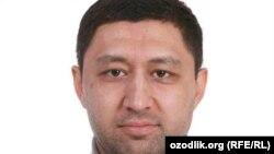 Ўзбекистонлик тадбиркор Алишер Ходиев.
