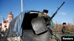Бойовики в Макіївці, 29 жовтня 2014 року