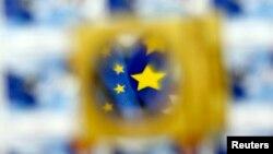 Flamuri i Bashkimit Evropian, foto nga arkivi