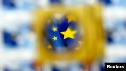 Zastava EU, ilustrativna fotografija