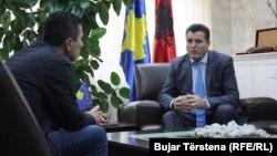 Kryetari i Komunës së Mitrovicës së Jugut, Agim Bahtiri