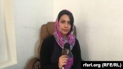 سمیه رامش نماینده مردم هرات در شورای ولایتی