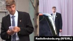 Цього працівника УДО знімальна група «Схем» фіксувала згодом на весілля сина Генпрокурора Луценка