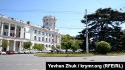 Частину площі Лазарєва планують зробити пішохідною зоною
