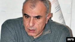 Адвокат журналиста Исахан Ашуров
