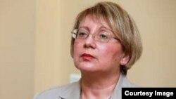 Азербайджанский правозащитник Лейла Юнус.