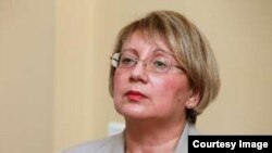 Azerbaijan -- human rights defender Leyla Yunus