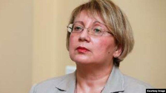 Leyla Yunus vəkilinin uzaqlaşdırılmasına etiraz etdi