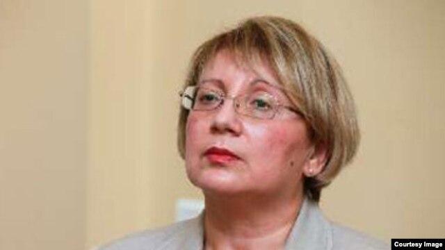 Azerbaijani human rights activist Leyla Yunus