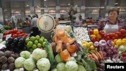 Sankt-Peterburq bazarı