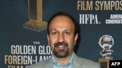 Asghar Farhadi, California, 7 yanvar 2017