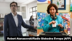 სტევო პენდაროვსკი და გორდანა სილიანოვსკა-დავკოვა