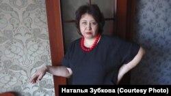 Журналист из Киселёвска Наталья Зубкова