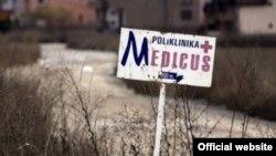 Udhërrëfyes për në klinikën Medikus