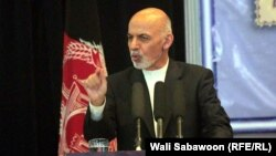 Afghan President Ashraf Ghani's next scheduled trip is to China from October 28-31.