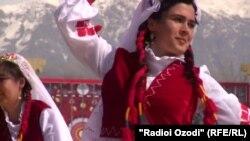 Нахустин Наврӯзи байналмилалии Душанбе