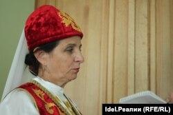 Альфинур Дибаева