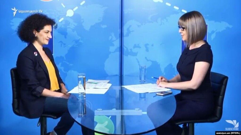 Анна Акопян: Наша газета будет критиковать и премьер-министра, если увидит основания для критики