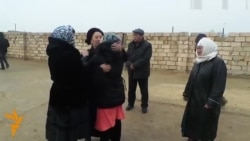 Асем Кенжебаеву похоронили