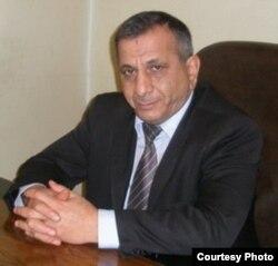 Xanhüseyn Əliyev (Foto: Mediaforum)