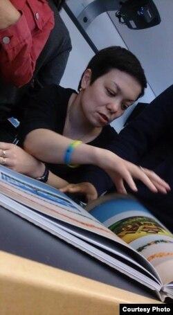 Наталья Маныч. Фото из личного архива Натальи Маныч
