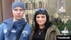 Жители Твери Николай и Маргарита Гордиенко, пострадавшие от нападения сотрудников силовых структур