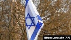 Сьцяг дзяржавы Ізраіль