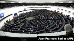 Prima reuniune a noului Parlament European, la Strasbourg
