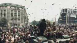 Прага, жнівень 1968